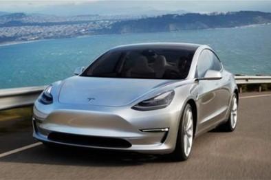 特斯拉Model 3获美国交通监管部门最高评级