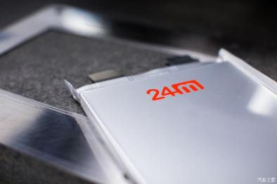 实现商业化 24M交付高密度半固态电池