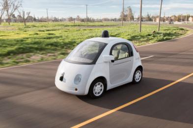 """奥迪年度报告嘲笑谷歌无人驾驶汽车像""""丑陋的土豆"""""""