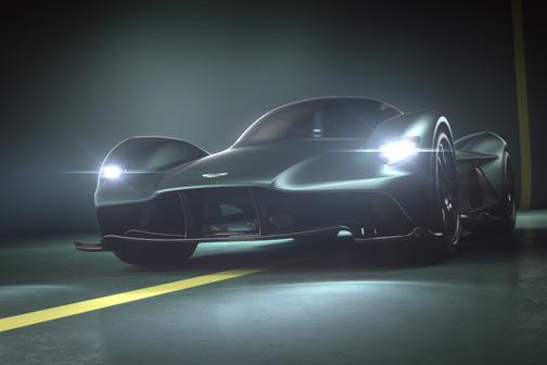 """阿斯顿·马丁将全新终极跑车命名为 """"战神"""""""