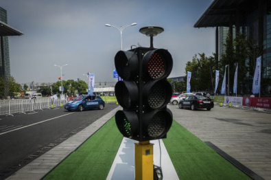 外媒:中国智能网联汽车专利全球第一