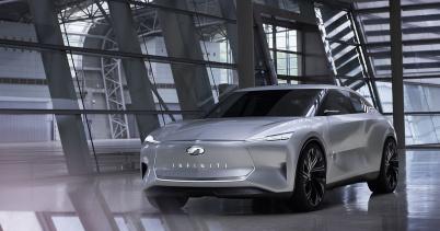 英菲尼迪:Qs Inspiration概念车全球首发|上海车展
