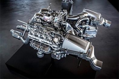 HSI渐成趋势?从奔驰4.0T看发动机设计新变化