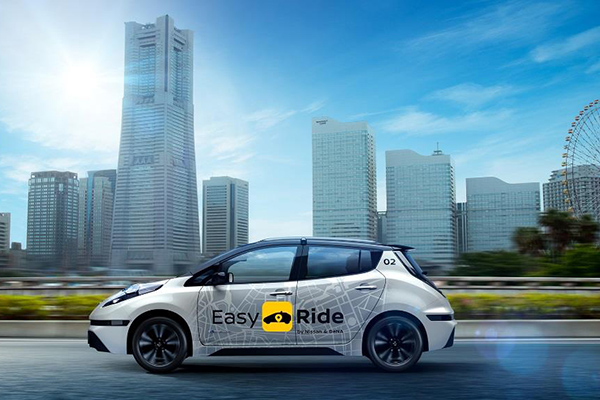 将在2018年3月进行Easy Ride出行服务场地测试