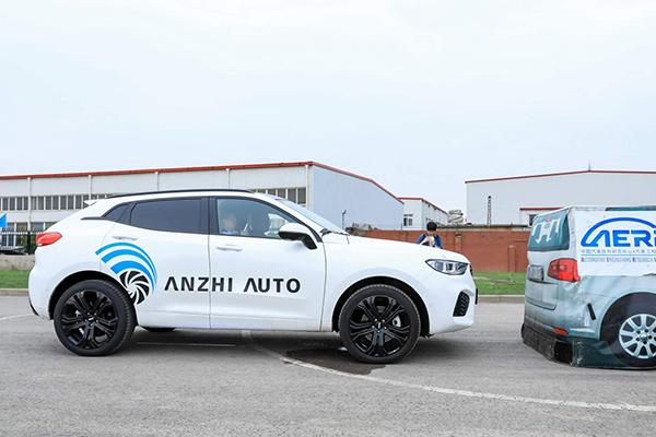 安智汽车:一家ADAS创业公司,凭什么找到前装突破口?