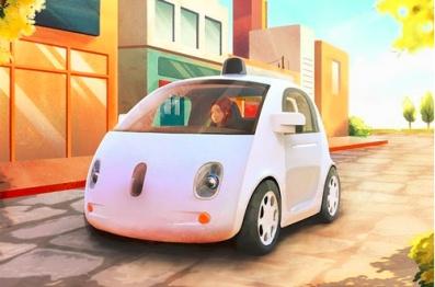 手势控制和人工干预专利曝光,谷歌无人驾驶汽车告别全自动时代?