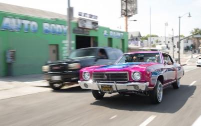 洛杉矶车展侧记:站在新旧交替的十字路口,落寞与期待并存
