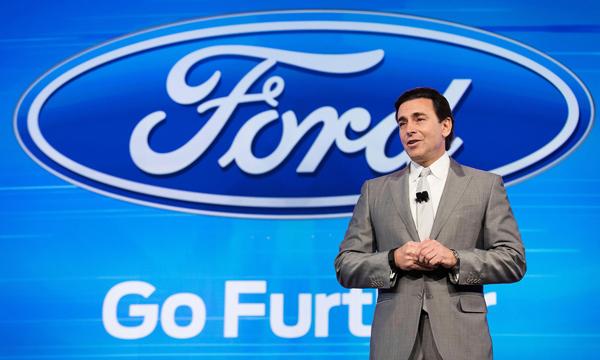 福特主席兼CEO马克·菲尔兹