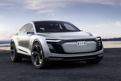 奥迪宣布2021年起在德投产两款纯电动SUV