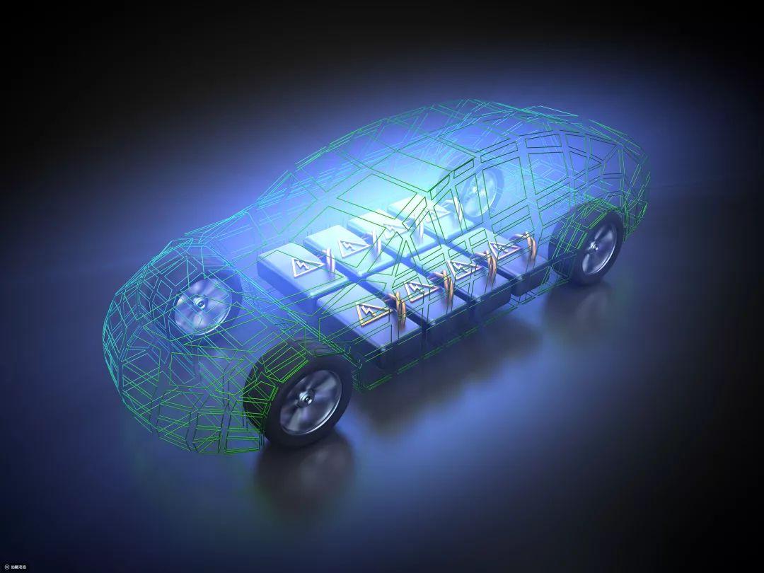 每辆电动汽车内部都有一套电池管理系统 | 站酷海洛
