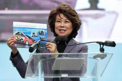 美国交通部今夏修订自动驾驶汽车指导原则