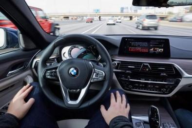 宝马称至少两家公司有意加入其自动驾驶联盟