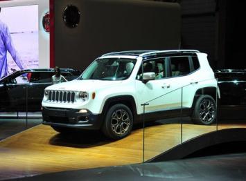 """Jeep推史上最小SUV,美国硬汉""""叛变"""""""