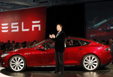 特斯拉Model 3预定超37万辆,明年底交付