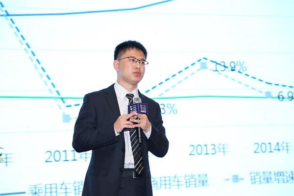 赛迪顾问汽车产业研究中心总经理鹿文亮