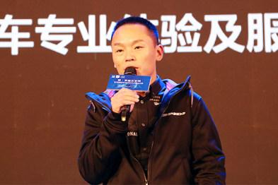 #LINC2015#零空间CEO岳占彬:将试驾体验产业化