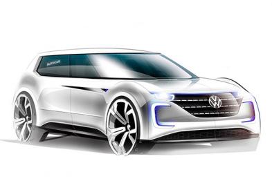大众首款纯电动车将亮相巴黎车展,续航里程483公里