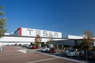 特斯拉Model 3明年投产,加州工厂获资16亿美元备工