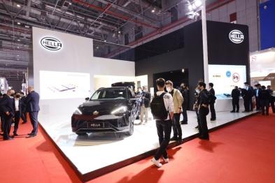"""2021上海车展丨对话海拉电子:国际汽车零部件供应商 """"拥抱变化"""""""