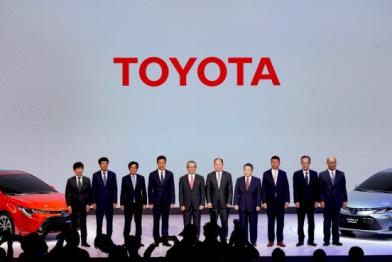 新品迭发、服务升级:一汽丰田驶入发展快车道