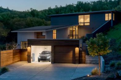 奔驰在美国开始出售家用储能电池