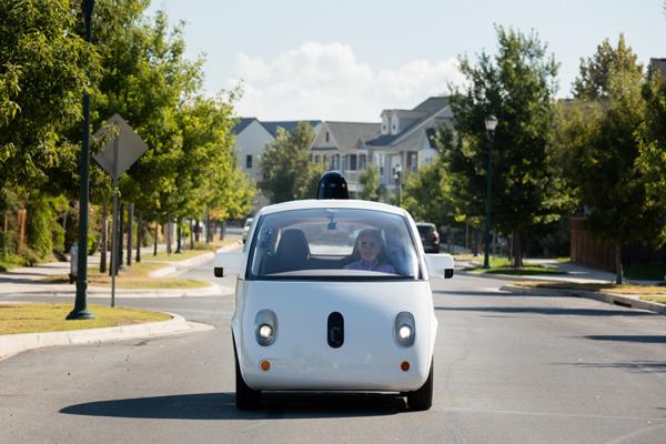谷歌无人车宣布退役,只留下了这份珍贵的设计资料