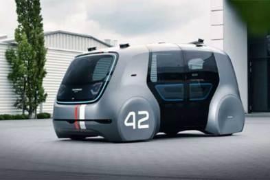 前谷歌专家将帮大众和现代造全自动驾驶车辆