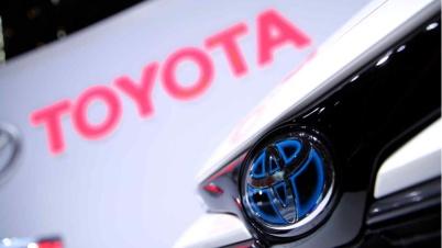 缺芯导致丰田11月份再减产15万辆