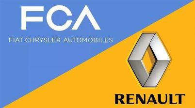 FCA与雷诺或重启合并谈判