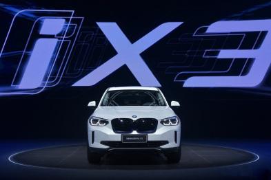 宝马新能源战略再进化,iX3欲为传统豪门正名