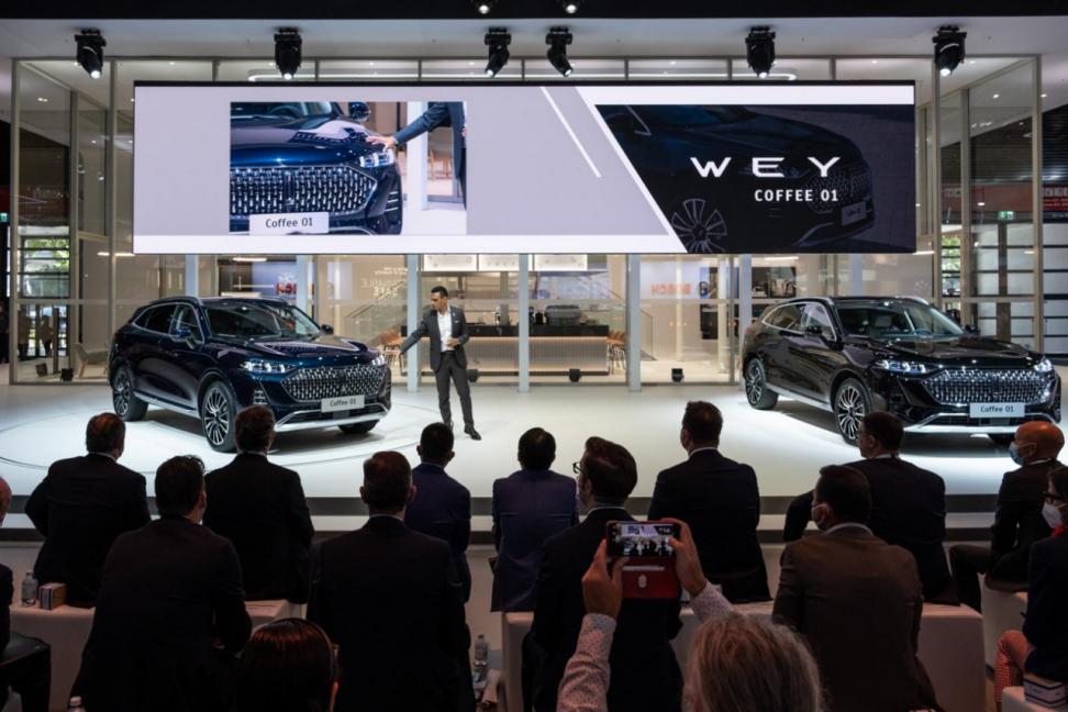 长城汽车开启欧洲市场新征程