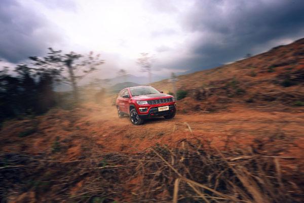 全新Jeep指南者Trail Hawk版