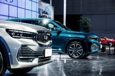 2021上海车展 科技吉利4.0全面架构造车时代,吉利星越L只为颠覆而来