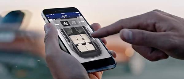 智能手机应用远程控制座椅