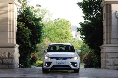 江淮车展品牌日正式启动,牵手大众蔚来后首款新能源车型亮相