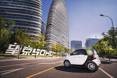 戴姆勒Car2Share:车企分时租赁如何错峰抢滩?