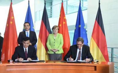 大众集团与江淮汽车正式签署合资企业协议