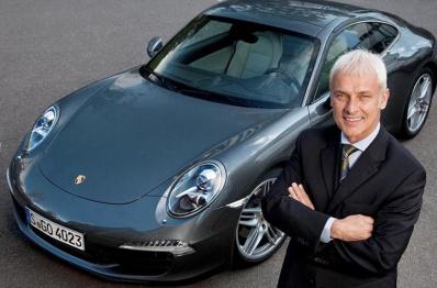 前大众汽车集团董事长穆勒被任命为电动汽车初创公司Piech的董事长