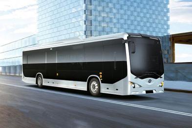 比亚迪将为非洲提供首支纯电动公交车队