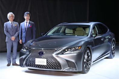 丰田推新款自动驾驶车型,具备三大辅助驾驶技术
