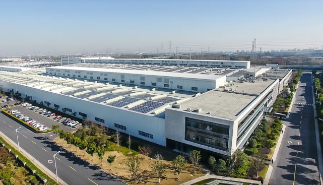 奥特能超级工厂投产,上汽通用可以甩开膀子干了!