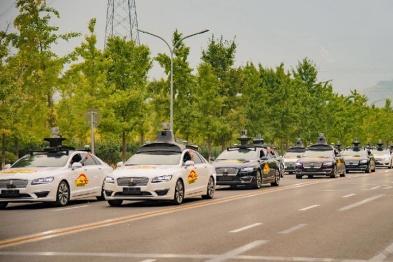百度獨攬北京T4自動駕駛測試牌照,推開Robotaxi落地大門