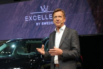 """沃尔沃展示""""北欧豪华""""新标签, 全新XC90 T6在华启动预售"""