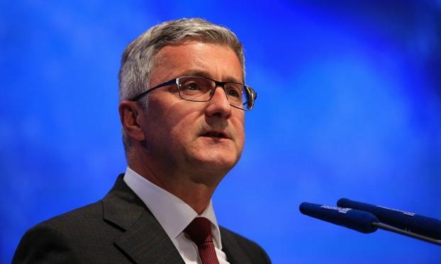 施泰德执掌奥迪品牌近十年,于2010年加入大众集团管理委员会