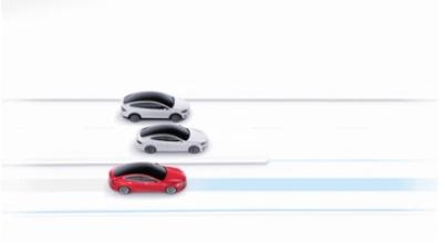 Tesla在中国正式推送自动辅助导航驾驶功能