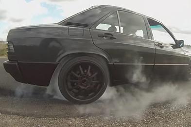 奔驰申请轮胎喷雾降温专利,降低爆胎危险
