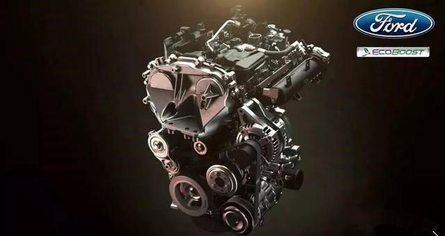 福特EcoBoost 1.5T三缸发动机