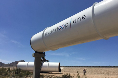 Hyperloop One计划集成自动驾驶汽车