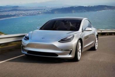 特斯拉Model 3被美国消费者报告评选最令人满意汽车