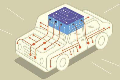 """恩智浦公布BlueBox盘算平台,模块化量产主动驾驶车""""好梦""""成真?"""